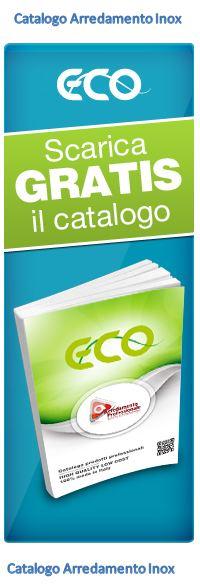 Catalogo Arredamento Inox Professionale