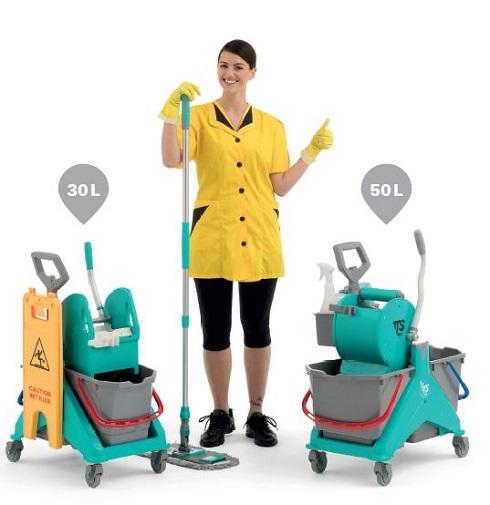 Produits de nettoyage professionnels TTS