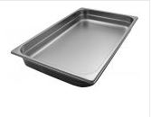 Stainless steel Gastronorm pans GN 1/1