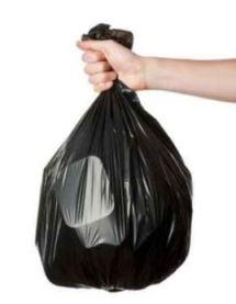 Sacchi per rifiuti