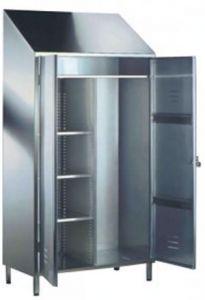 TEC9320 gabinete de acero inoxidable 95x50x216
