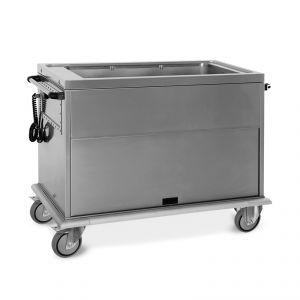 7365A chariot thermique GN 3/1 avec un seul réservoir