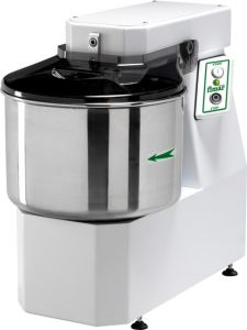 12SNT Spiral kneader 12 kg cicle dough 16 liters tank - Three Phase