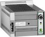 B50 Griglia a pietra lavica alimentazione a gas con griglia cottura in ghisa