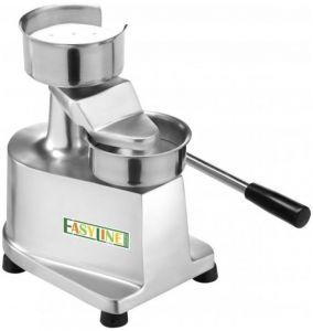 Presse manuelle HF100 pour hamburgers, diamètre 100mm