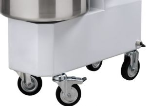 WRUOTEIS50 Kit ruote per impastatrice a spirale 50