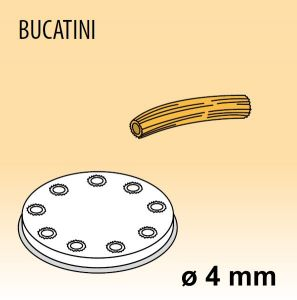 MPFTBU4 Brass bronze alloy nozzles BUCATINI for pasta machine