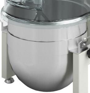 Réservoir en acier inoxydable pour planétaire PLN80 - Fimar
