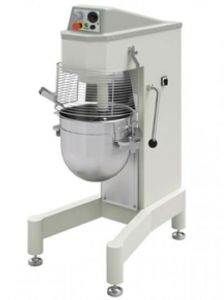 PLN80D Planetary mixer 3 KW 80 liters - Fimar