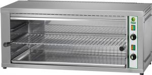 RS70 Professional 3200W single phase electric salamander grill