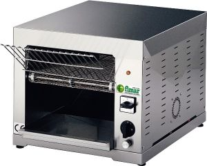 TOC Continuous bread slice toaster 3000W