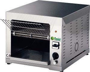 TOC Machine pour griller les tranches de pain en continu 3000W