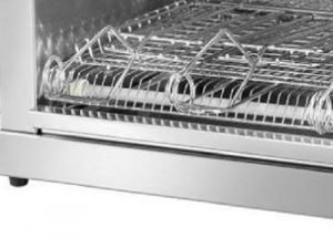 TOPG Griglia per tostiere Top 3D e 6D Fimar