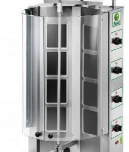 GYRVETRI80-100  Kit vitre de protection pour gyros GYR80 - GYR100