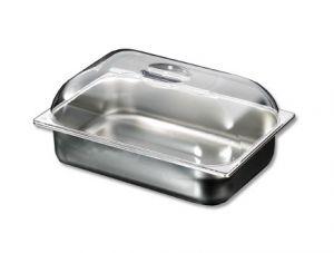 VGCV010 NEW Tapa de policarbonato transparente para cubetas de helado dim.360x250 mm