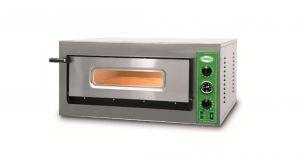 B8M - Four à pizza INOX 4 PIZZA 36 cm Monophasé B8