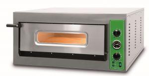 B9T - Fours à pizza INOX 6 PIZZA 36 cm triphasé B9