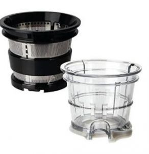 FESF - COUPLE FILTERS for Juice Extractor - Kit Smoothie et crème glacée