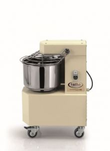 FI302 - Spiral mixer with fixed head 18 KG Single-phase