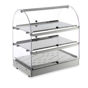 TEC7030 heated display cabinet