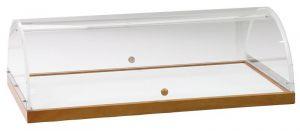 TA 1299 Vetrinetta Espositore con cupola da banco 70x50x22h