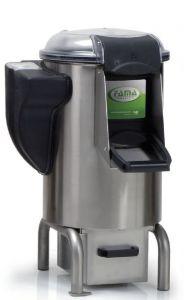 FPC107 - Puliscicozze 10 KG con cassetto e filtro incluso
