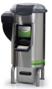 FPC108 - Puliscicozze 18 KG con cassetto e filtro incluso - Monofase