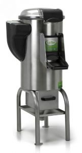 FPC308 - 18 kg mussel cleaner with high base, drawer and filter included - Single phase