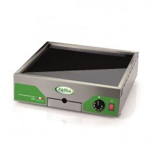 PFT3040V  - FRY TOP Vetroceramica 30*40