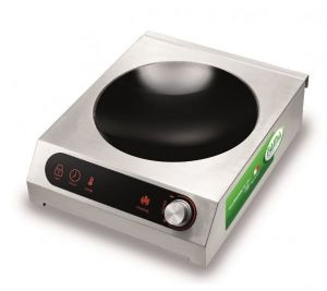 PIND03 - WOK TOUCH CONTROL induction hob