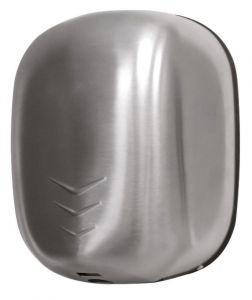 T704512 Asciugamani elettrico ZEFIRO PRO UV acciaio inox AISI 304 satinato