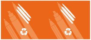 T774513 Etiquette auto-adhésive de OUTILS D'ECRITURE