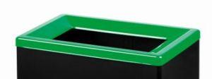 T790418 Profil en métal vert pour conteneur T790401