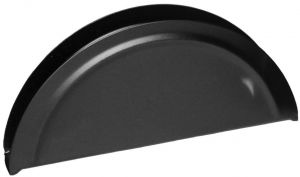 ITP203 Porte-serviettes BLACK STEEL