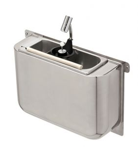 LVPCARP  Lavaporzionatore carenato SILVER  ideale per il risparmio dell'acqua