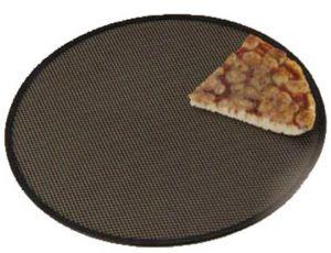 AV4955 Professional aluminium round pizza screen Ø28cm