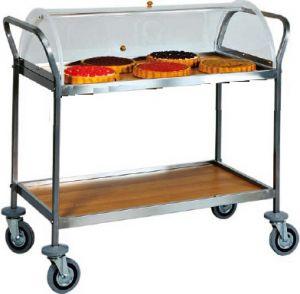 CA 1152 Compras para pasteles, queso y postres