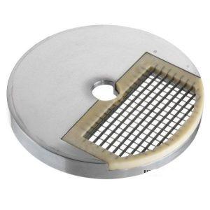 NPD8x8x5 Disco per cubettare per Tagliamozzarella TAC