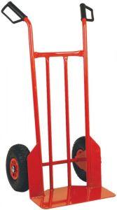 CA1473  Box trolley for heavy transport 200 kg 2 wheels