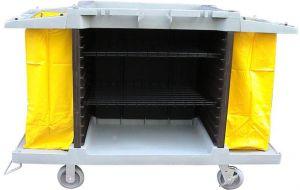 CA1520 Carro para servicio de lavandería, limpieza, de usos múltiples