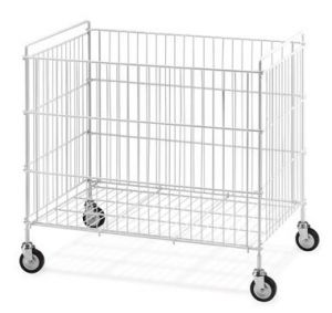 TCA 1580 Folding basket for laundry 80x52x72h