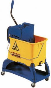 CA1599  Cleaning Cart Mop Squeezing trolley