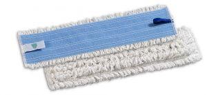 00000637 Ricambio Sistema Velcro Basic PoliestERe - Bianco
