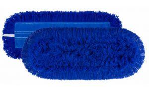 00000700 Ricambio Sistema Velcro Acrilico - Blu - 40 Cm