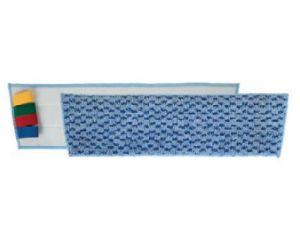 00000718 Ricambio Sistema Velcro Microsafe - Azzurro-Blu -