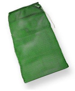 00001834V Sacco Lavaggio Ricambi E Panni Colorato - Verde Pr
