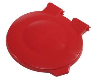 00003542 Coperchio Dust Tondo - Rosso