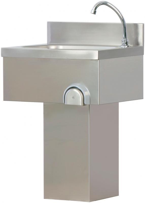 le lavage des mains d 39 acier. Black Bedroom Furniture Sets. Home Design Ideas