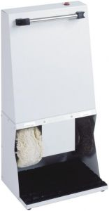 LU4131 Shoe-cleaning machine White 42x30x83h