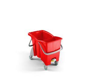 0R016480 Secchio Action Pro - Rosso